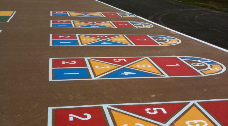 Playground Game Design And Layout Southwestern Ohio Services